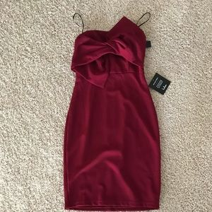 Lulu's Dresses - Lulus red dress